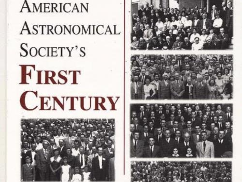 Book Cover: The American Astronomical Society's First Century