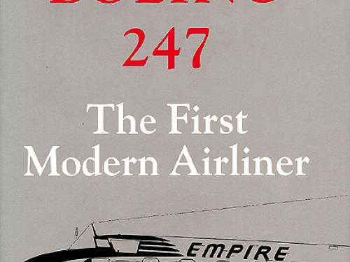 Book Cover: Boeing 247