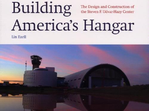 Book cover: Building America's Hangar