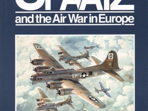 Book Cover: Carl A. Spaatz & the Air War in Europe