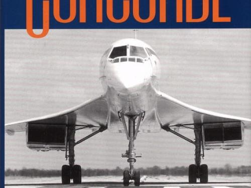 Book Cover: Concorde and The Americans
