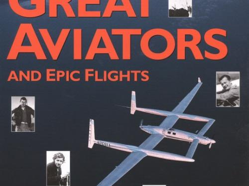 Book Cover: Great Aviators and Epic Flights
