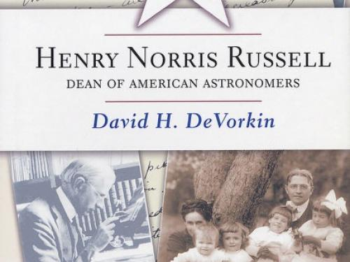 Book Cover: Henry Norris Russell