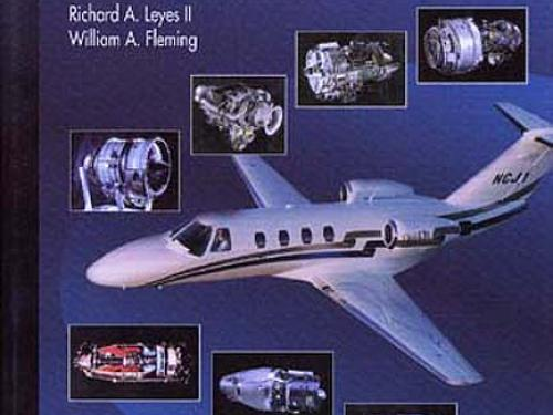 Book Cover: History of North American Small Gas Turbine Aircraft Engines