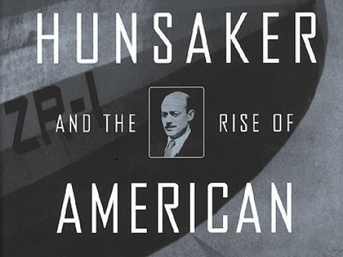 Book Cover: Jerome C. Hunsaker