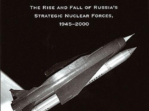Book Cover: The Kremlin's Nuclear Sword