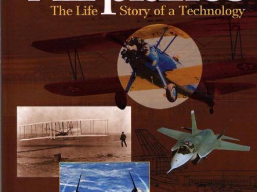 Book Cover: Airplanes, The Life Story of A Technology