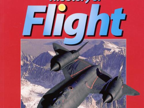 Book cover: Smithsonian NASM Story of Flight