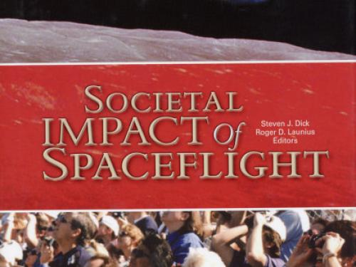 Book cover: Societal Impact of Spaceflight