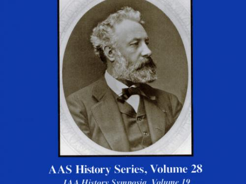 Book Cover: History of Rocketry and Astronautics