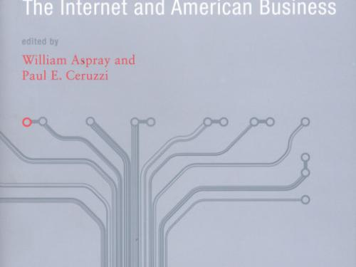 Book cover:  Internet and American Business