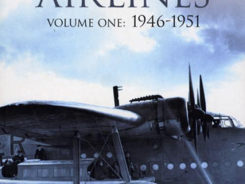 Book cover: Britain's Airlines, Volume 1