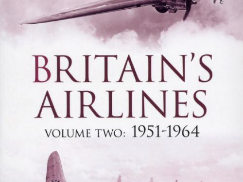 Book cover: Britian's Airlines, Volume Two