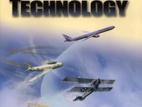 Book cover: The Airplane, A History of Its Technology