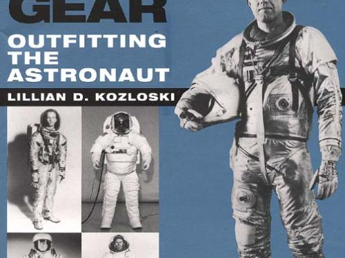 Book Cover: US Space Gear