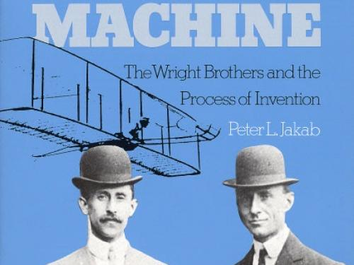 Book Cover: Visions of a Flying Machine