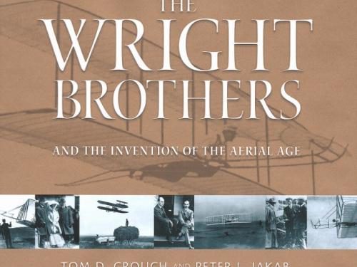 Book Cover: Wright Brothers and the Invention
