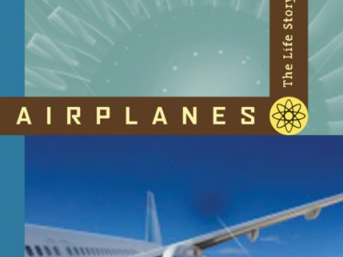 Book Cover: Airplanes paperback