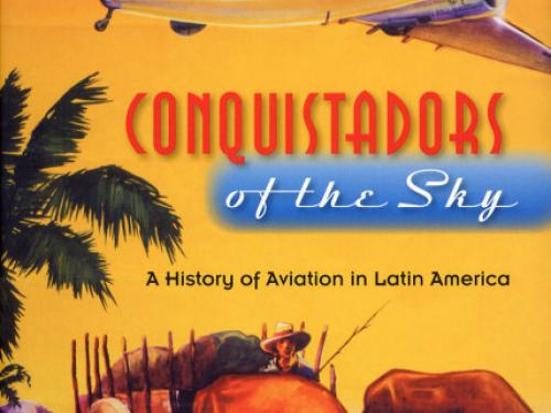 Book cover: Conquistadors of the Sky