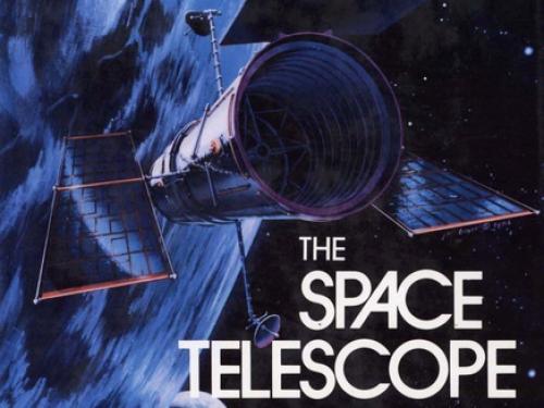 Book Cover: The Space Telescope