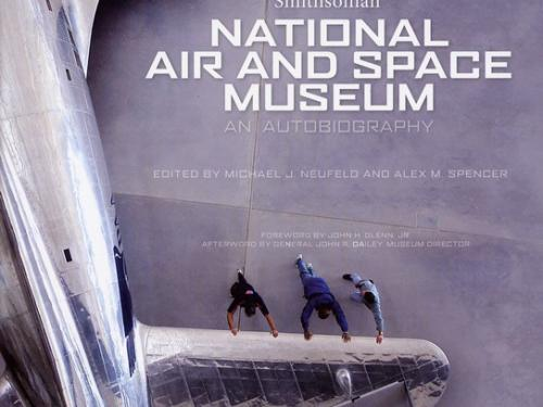 Book Cover: National Air and Space Museum, An Autobiography
