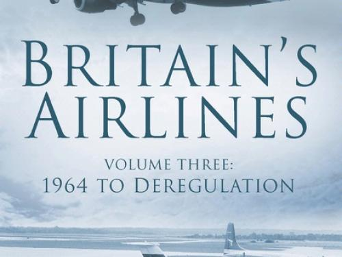 Book cover: Britains Airlines Three