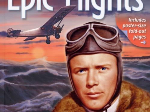 Book cover: Epic Adventures: Epic Flights
