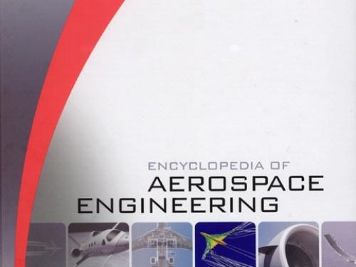 Book Cover: Encyclopedia of Aerospace Engineering