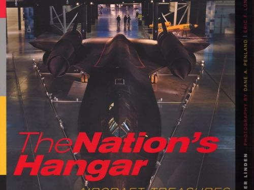 Book cover: The Nation's Hangar