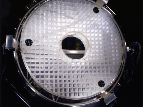 Explore the Universe Hubble Telescope Mirror