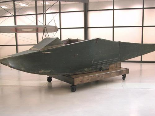 Curtiss Model E Flying Boat (hull only)