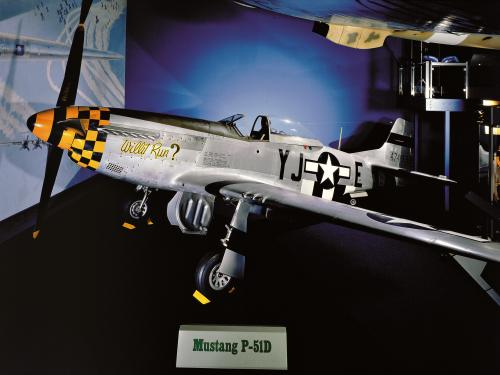 North American P-51 Mustang in World War II Aviation