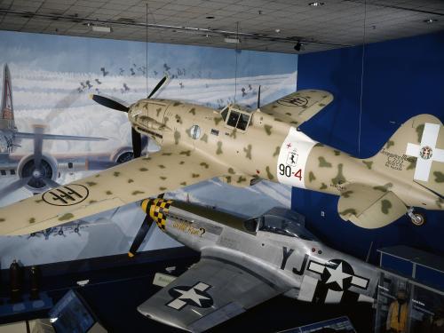 Italian Macchi Folgore in World War II Aviation