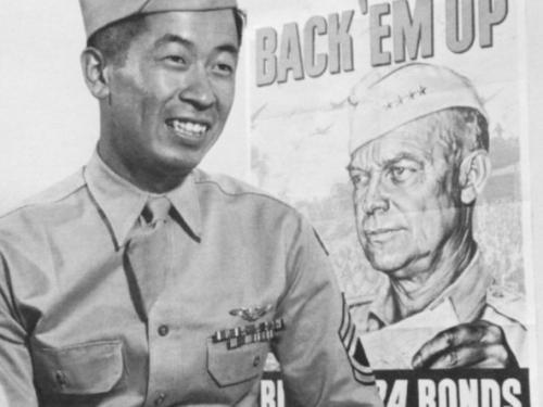 Sgt. Ben Kuroki