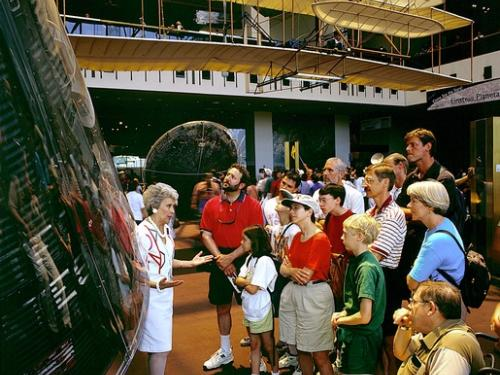 Museum Led Docent Tour