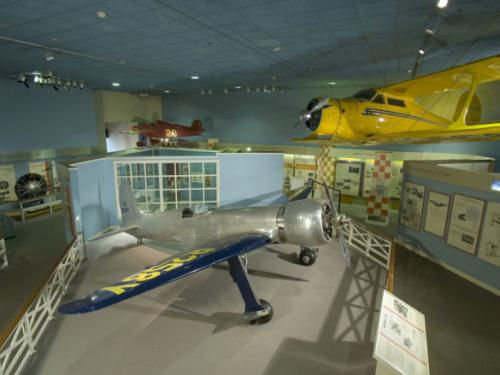 Golden Age of Flight featuring Hughes Racer