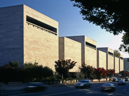 National Air and Space Museum Mall Building-Independence Side