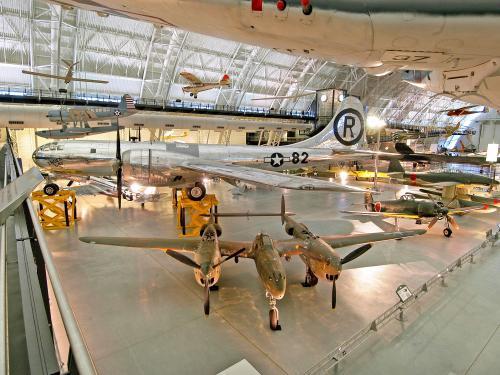 B-29 and Other World War II Aircraft