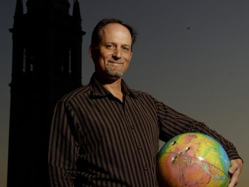 Professor Geoff Marcy