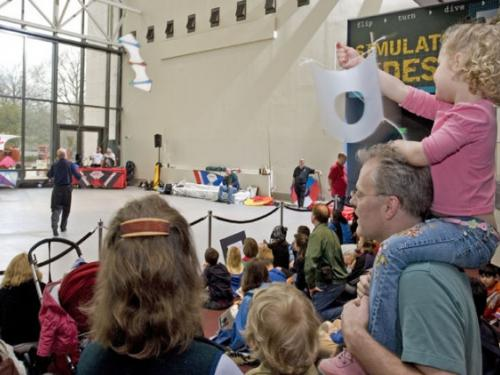 Kites of Asia Family Day at the National Air and Space Museum