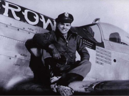 "Col. Clarence E. ""Bud"" Anderson, USAF (Ret.)"
