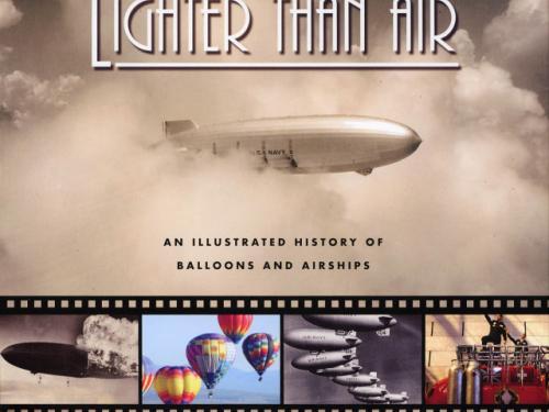 Book Cover: Lighter Than Air