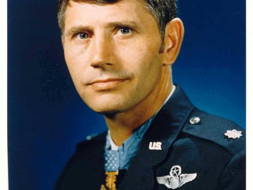 Col. Leo K. Thorsness, (USAF, Ret.)