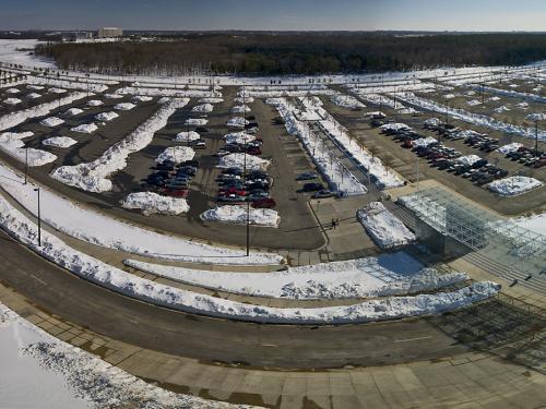 Clear Parking & Walkways after Snowmageddon 2010