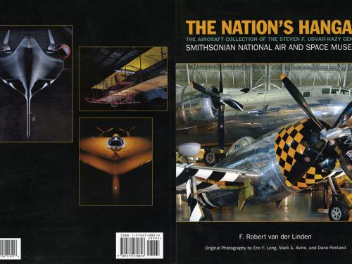 The Nation's Hangar Front and Back Covers