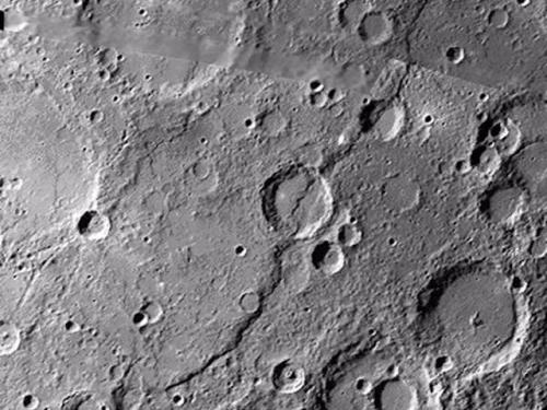 Mercury's Discovery Rupes
