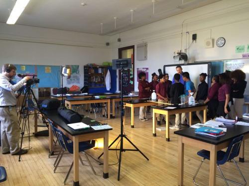 Behind-the-Scenes of STEM in 30