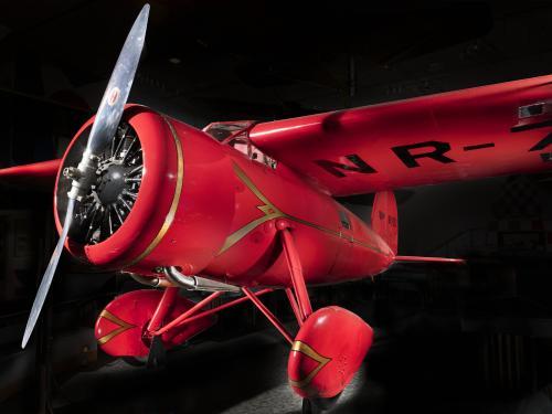 Amelia Earhart Lockheed Vega 5B aircraft