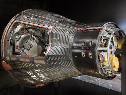 Gemini IV in Milestones
