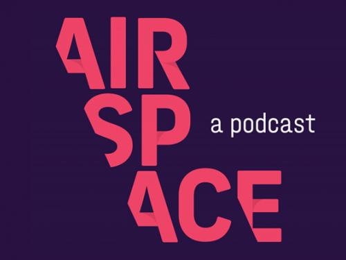 AirSpace, a podcast, logo